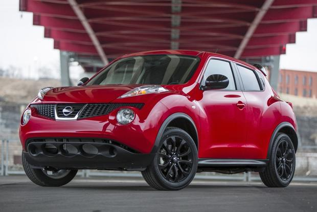 Top 9 Fuel-Efficient SUVs and Crossovers for 2014 - Autotrader