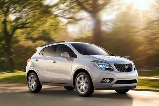 Top 9 Fuel-Efficient SUVs and Crossovers for 2014 featured image large thumb6