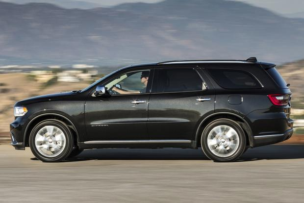 Best 3 Row Luxury Suv 2018 >> The Best Three-Row Crossovers: A List of Our Favorites - Autotrader