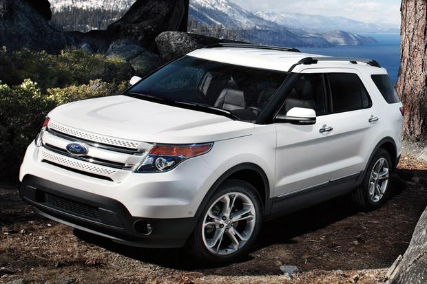 The Best Three-Row Crossovers: A List of Our Favorites featured image large thumb2