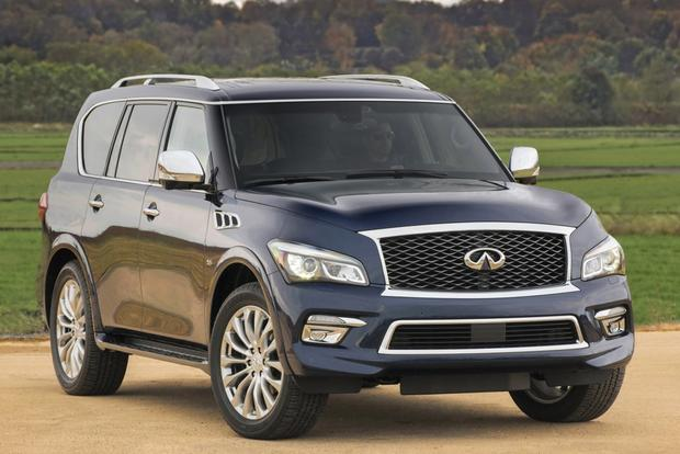 Best 3 Row Luxury Suv >> The Best Luxury Suvs A List Of Our Favorites Autotrader
