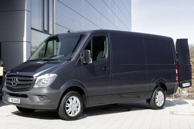 Toyota Work Van >> The 6 Best Cargo Vans For Your Business Autotrader