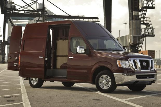 Cargo Van For Sale >> The 6 Best Cargo Vans For Your Business Autotrader