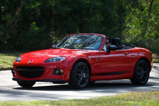 Cheap Thrills: Most Affordable Convertibles Available Today featured image large thumb7