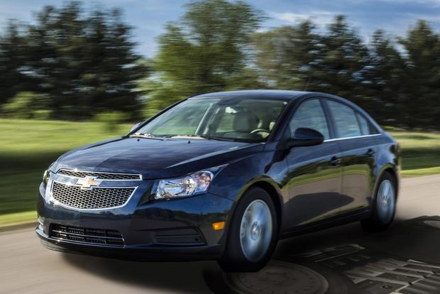 7 Great Fuel-Efficient Small Sedans featured image large thumb2