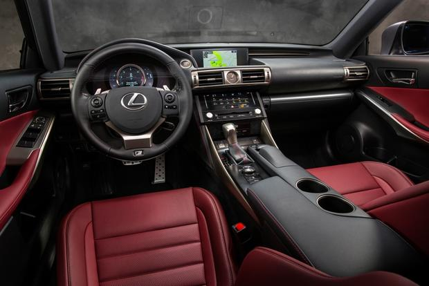 10 Must-Experience Car Interiors Under $40,000 featured image large thumb13