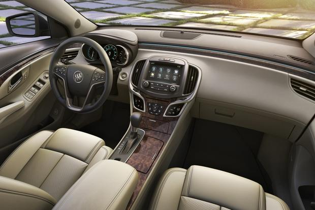 10 Must-Experience Car Interiors Under $40,000 featured image large thumb1