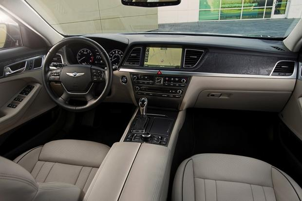 10 Must-Experience Car Interiors Under $40,000 featured image large thumb11