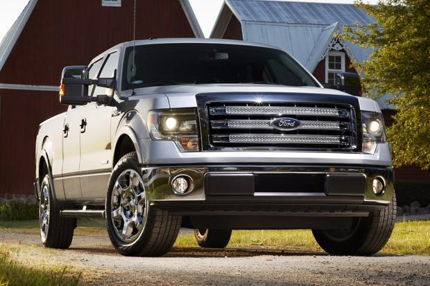 6 Great Fuel-efficient Pickup Trucks for 2014 featured image large thumb2