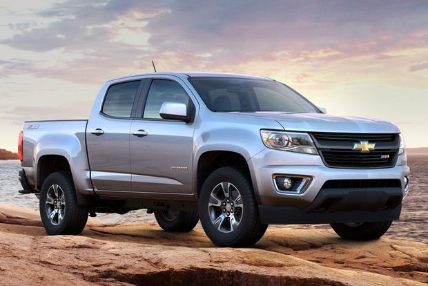 6 Great Fuelefficient Pickup Trucks for 2014  Autotrader