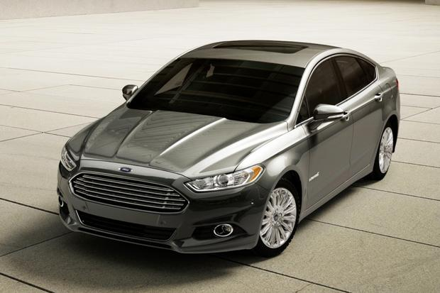 8 Most Fuel-Efficient Midsize Sedans featured image large thumb5 : most fuel efficient ford cars - markmcfarlin.com
