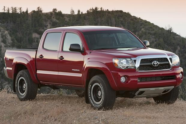 Best Used Trucks >> 6 Best Used Pickup Trucks Under 15 000 Autotrader