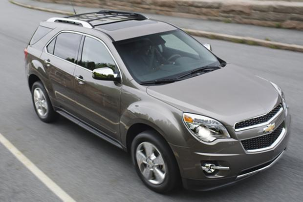 8 Great Used SUVs For $15,000 Or Less featured image large thumb7