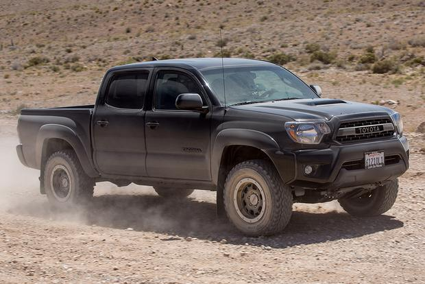 best off road trucks - 6 Great Off-oad Pickup rucks for 2015 - utotrader