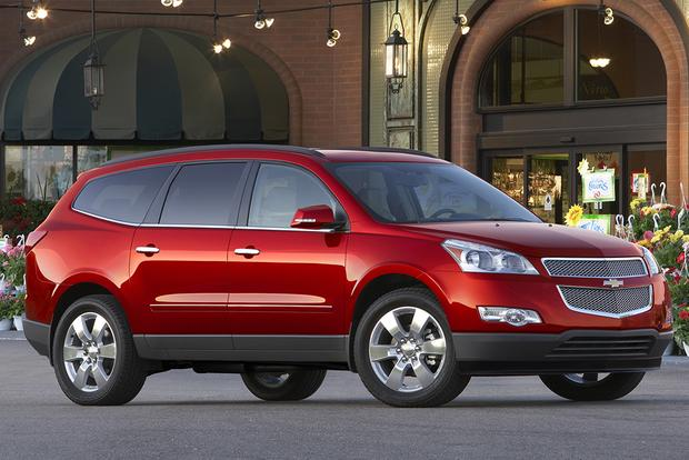 8 Great CPO 3-Row SUVs for Under $25,000 - Autotrader