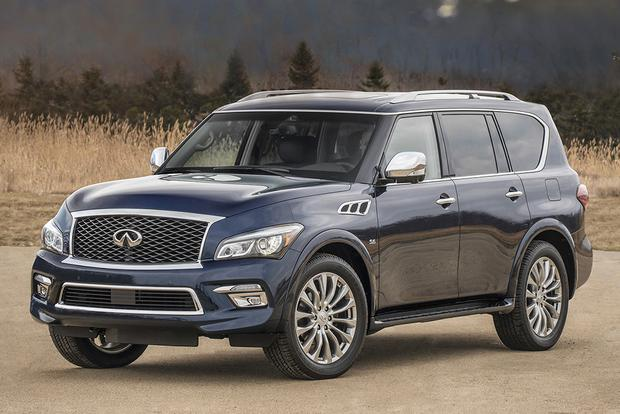 Best Luxury 3 Row Suv >> New SUVs Available With Second-Row Captain's Chairs - Autotrader