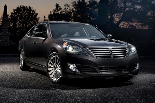 Cpo Luxury Sedans For Or Less Autotrader