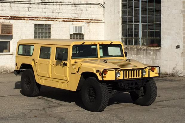 Buying A Used Hummer Everything You Need To Know Autotrader