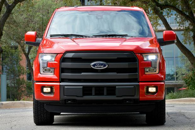 Top 7 Light Duty Pickup Trucks By Payload Capacity Autotrader