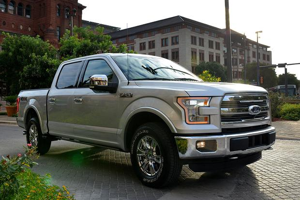 Top 7 Light Duty Pickup Trucks By Payload Capacity Featured Image Large Thumb1