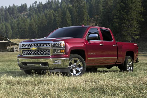 Top 7 Light-Duty Pickup Trucks By Payload Capacity - Autotrader
