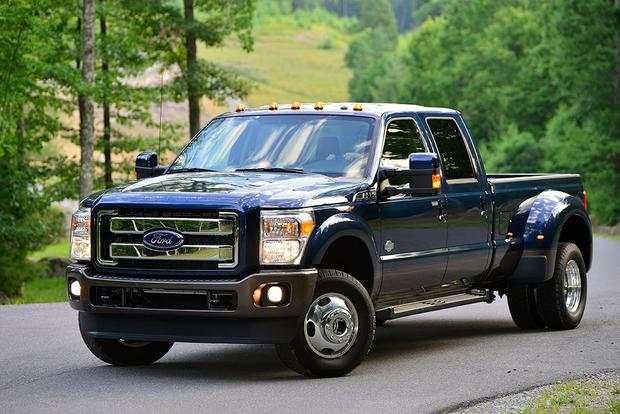 The 8 Cheapest Heavy-Duty Pickup Trucks You Can Buy ...