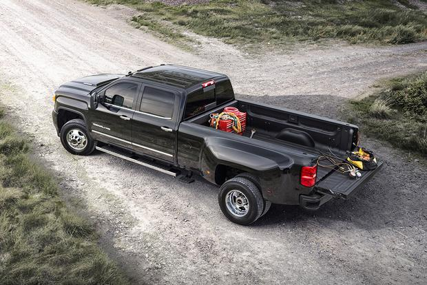 The 8 Cheapest Heavy-Duty Pickup Trucks You Can Buy featured image large thumb6