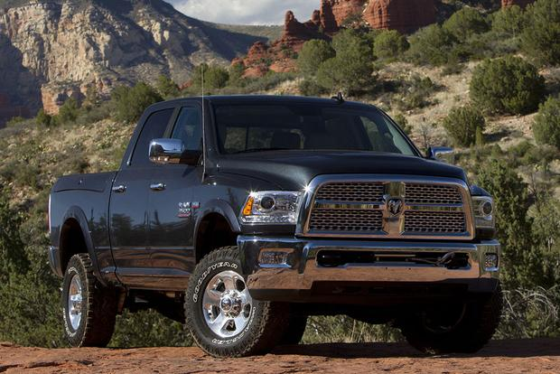 The 8 Cheapest Heavy-Duty Pickup Trucks You Can Buy featured image large thumb7