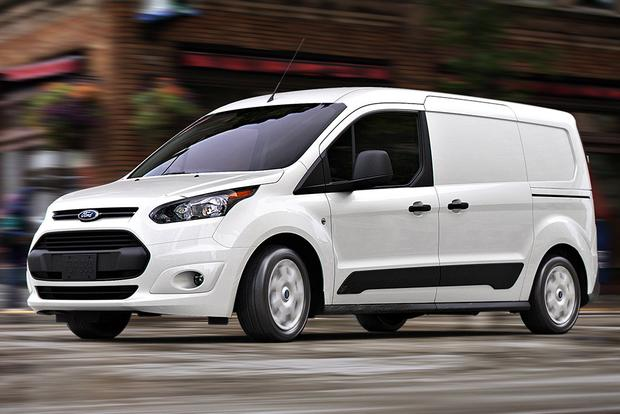 6 Newly Redesigned Cargo Vans That Should Be on Your Shopping List