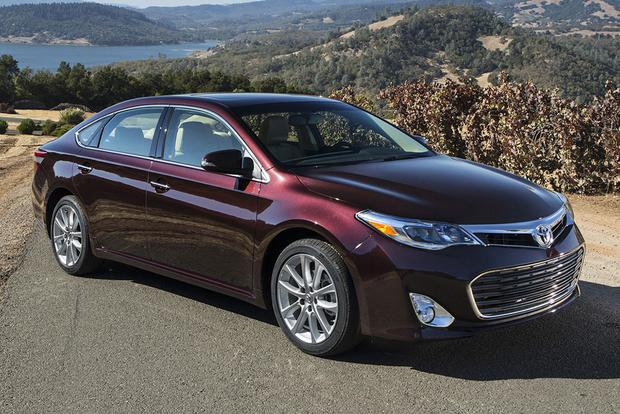 Great Full Size Sedans For Drivers Who Want More Room Autotrader
