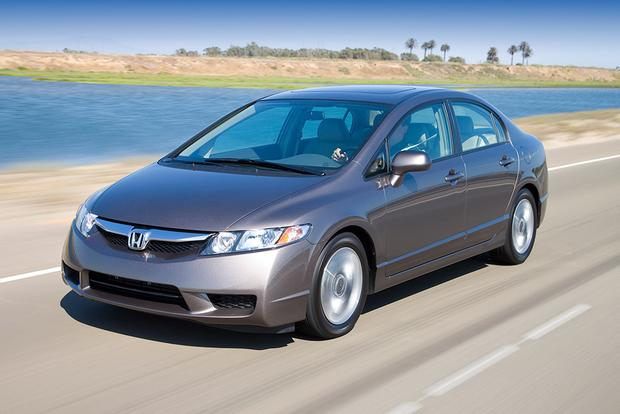 Best Used Car Sedans For High School Kidss