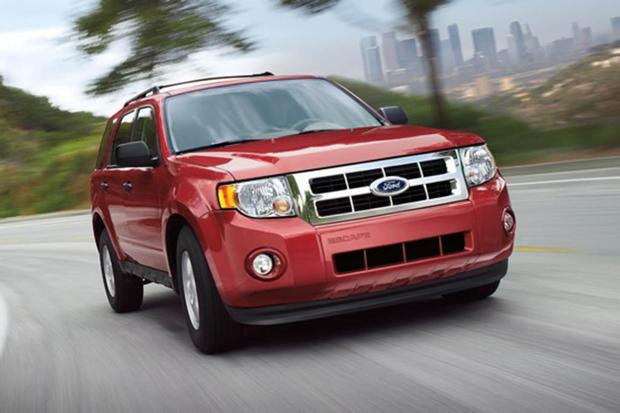 6 Great Used Compact SUVs for Under $10,000