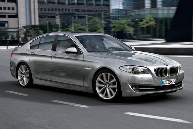 7 Great CPO Luxury Sedans for Under $35,000
