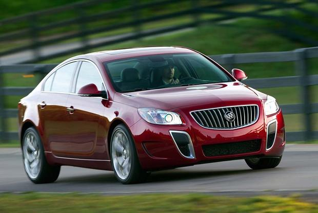7 Great CPO Sporty Sedans for Under $25,000