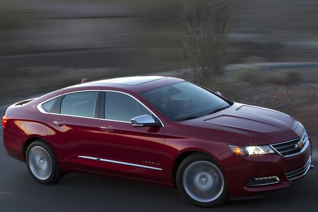 6 Great CPO Full-Size Sedans for Under $25,000
