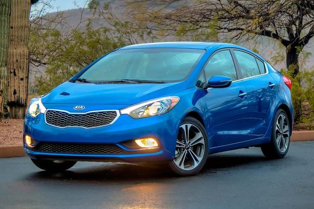 7 Cheapest Compact Cars Available Today