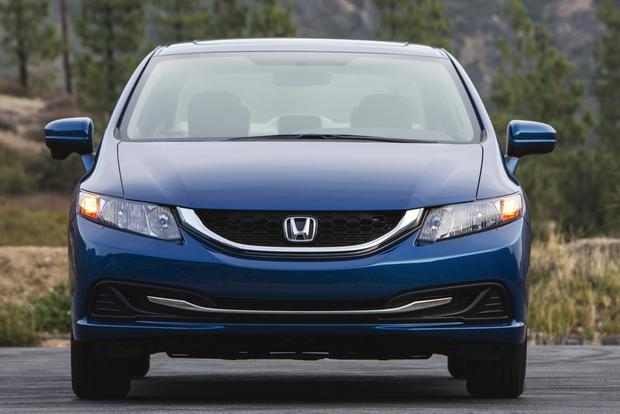 7 Great CPO Compact Cars for Under $15,000