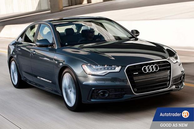 Good as New: 10 Must-Shop CPO Luxury Cars