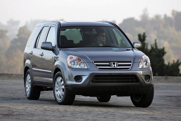 6 Great Used SUVs Under $10,000