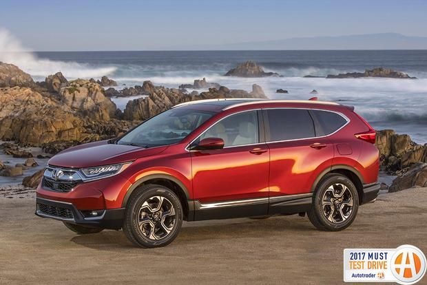 2017 Honda CR-V: Must Test Drive - Video