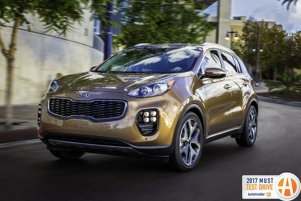 2017 Kia Sportage: Must Test Drive - Video