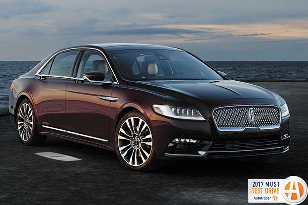 2017 Lincoln Continental: Must Test Drive - Video