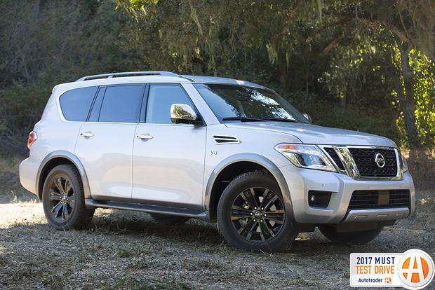 2017 Nissan Armada: Must Test Drive - Video