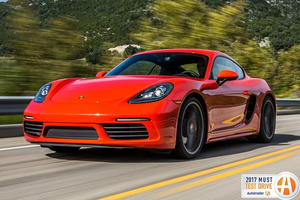 2017 Porsche 718 Cayman: Must Test Drive - Video