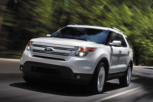7 Great CPO Family SUVs Under $30,000
