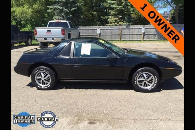 11 Cool Used Cars on Autotrader With Insanely Low Miles for Less