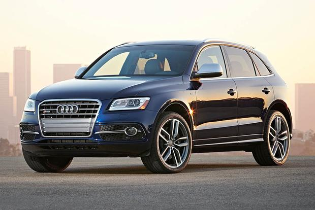 CPO Luxury SUVs With A Sporty Flair Autotrader - Audi q5 cpo