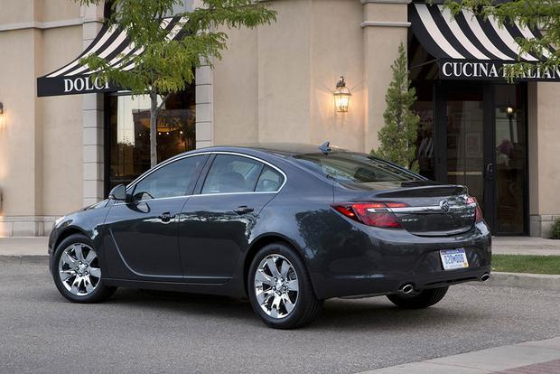 5 Premium Sedans Under $35,000