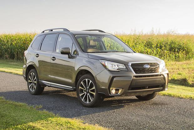 5 Great All-Wheel-Drive Compact SUVs Under $30,000 featured image large thumb3
