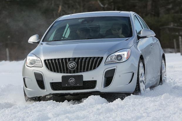 5 Great All-Wheel-Drive Sedans Under $40,000